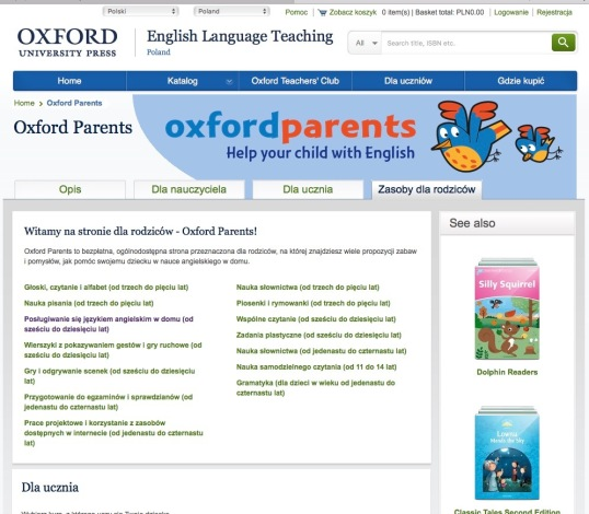 Oxford parents