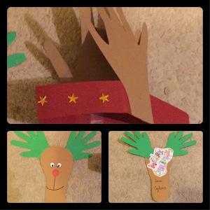 """""""Zrób z uczniami opaskę renifera"""", """"zrób bożonarodzeniową kartkę z reniferem"""". Jak to łatwo powiedzieć..."""