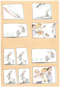 Easter Bunny Chant. Source: Gerngross & Puchta Playway to English (1st ed.)