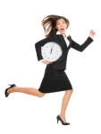 Fighting the teachers clock