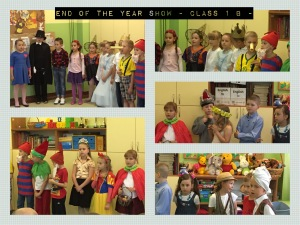 1b end of the year show