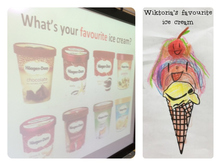 Favourite icecream
