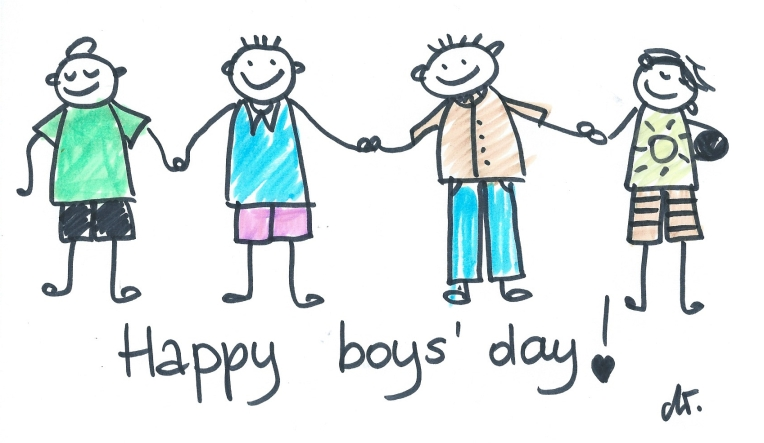 happy boys day