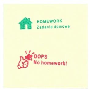 homework stamps