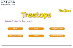 Treetops Funzone Unit1_0menu