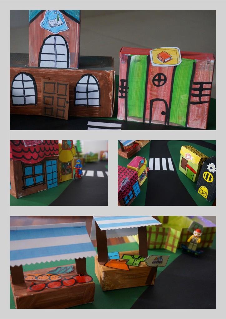Teacher-made Treetops Town