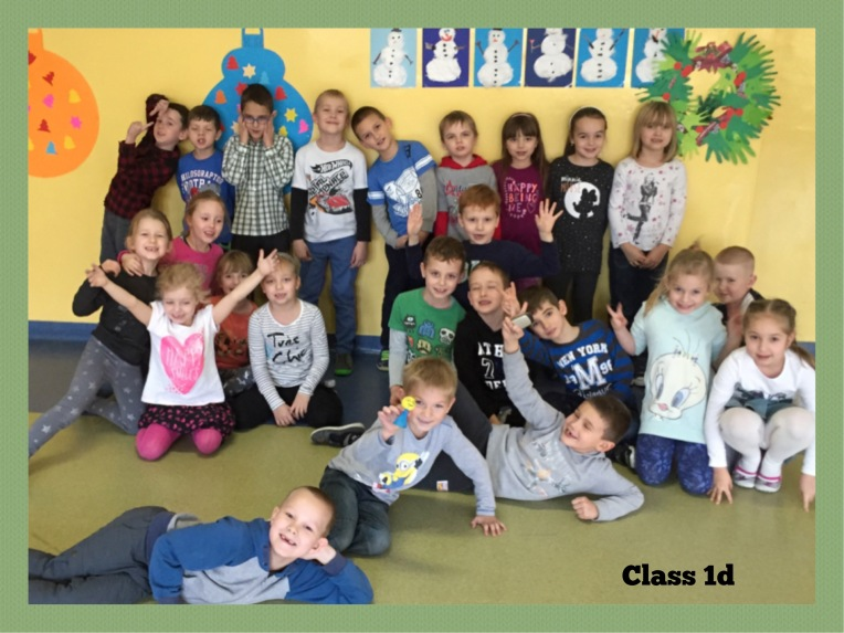 Class 1d xmas
