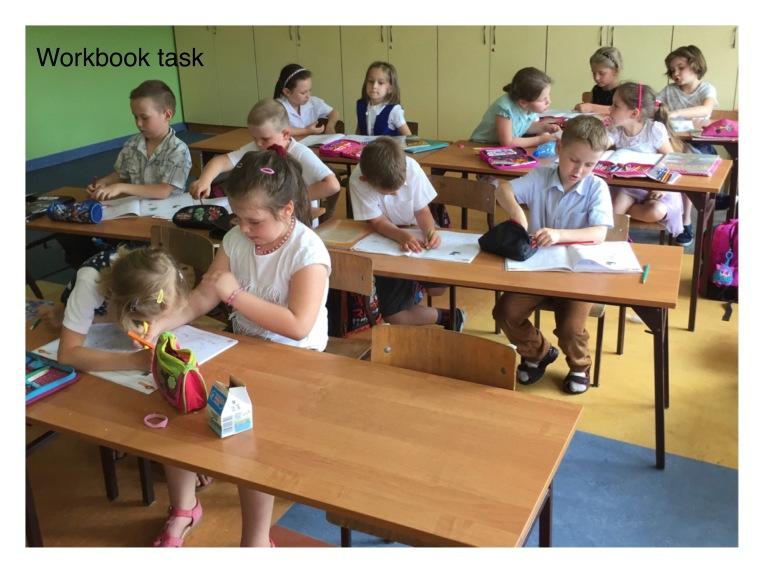 U7 Workbook task