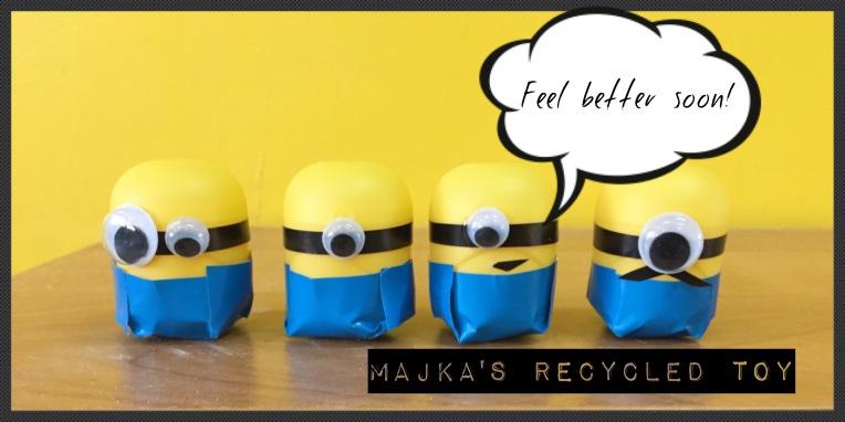 Majka's toy