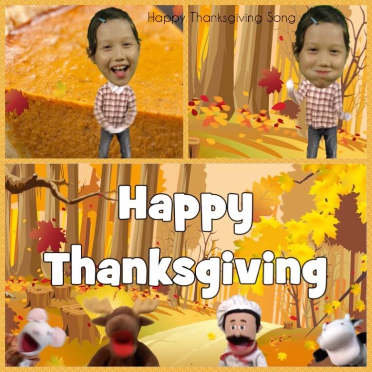 Thansgiving song