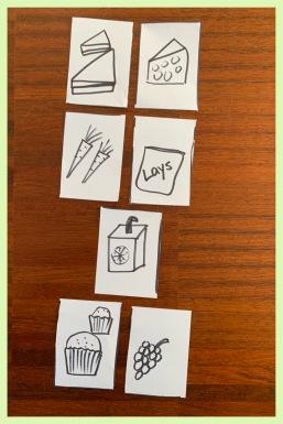 Munch munch cards